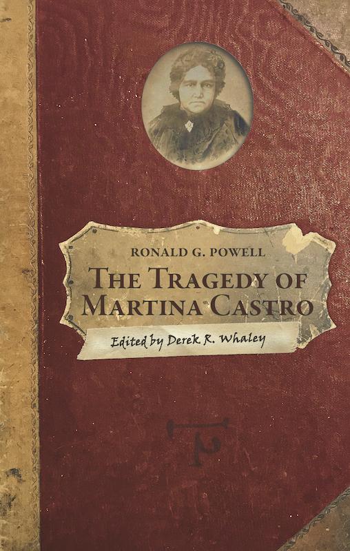 The Tragedy of Martina Castro book cover