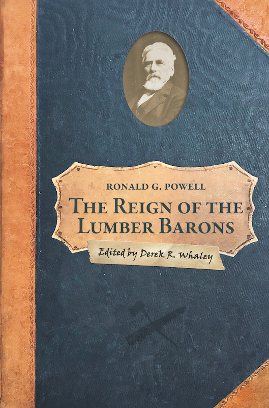 The Reign of the Lumber Barons book cover
